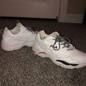 Fila shoes, only worn once